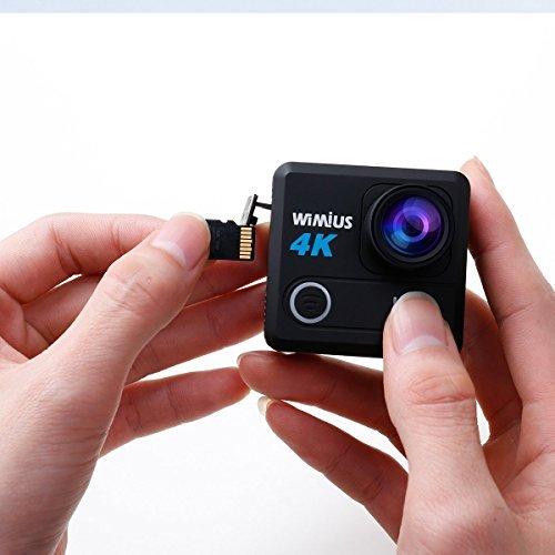 wimius action cam 4k actioncam wifi. Black Bedroom Furniture Sets. Home Design Ideas